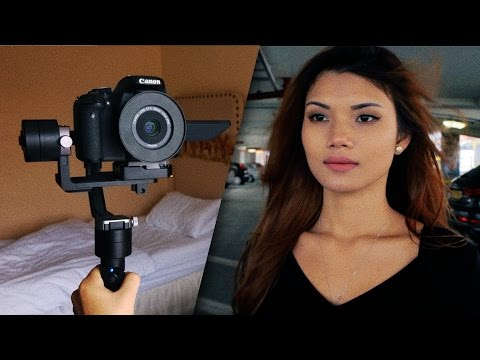 10 Tips for Filming with Stabilizers