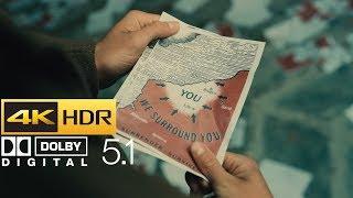 Dunkirk - Opening Scene (HDR - 4K - 5.1)