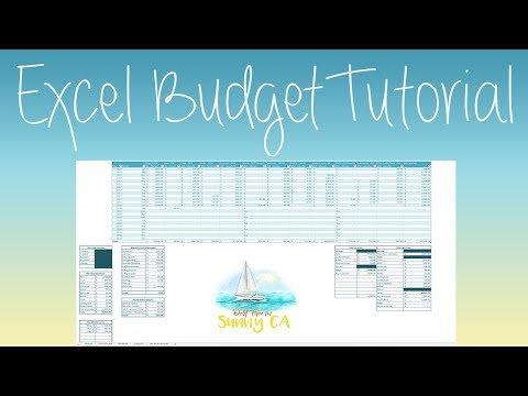 Excel Budget Tutorial | Ep. 05