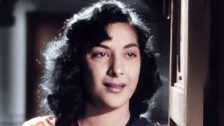 Chori Chori in Colour - Aaja Sanam Madhur Chandani Song - Raj Kapoor, Nargis