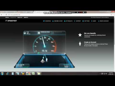 How to check internet speed in Mbps