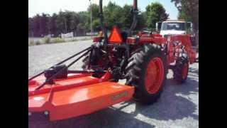 Kubota MX4700/MX5100 Bleeding Air From Fuel Lines - PakVim