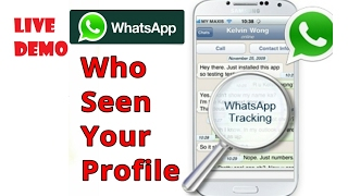 who viewed my whatsapp profile and dp Videos - 9tube tv