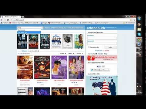 How to Watch Movies Online For Free- No Fees or Downloads.
