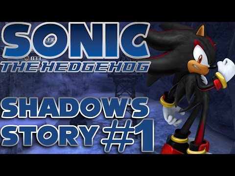 Sonic The Hedgehog 2006 - Shadow's Story Part 1 - White Acropolis