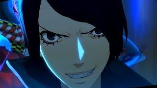 Persona 5 Shrinefox