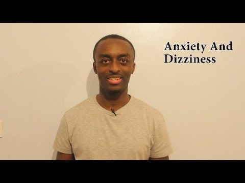 Anxiety And Dizziness