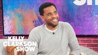 Michael Ealy's Daughter Totally Defended Him On The Set Of 'Stumptown'