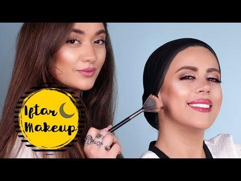 Xxx Mp4 Glittery Eye Makeup For Ramadan With Naziha مكياج عيون غليتر لرمضان مع نزيهة 3gp Sex