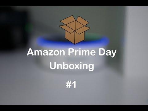 Amazon Echo Dot: Unboxing and Setup
