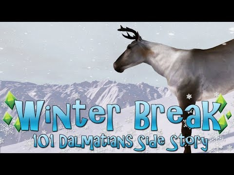 Stranded in Aurora Skies?! 🐶❄️ Sims 3: 101 Dalmatians Winter Break - Prologue