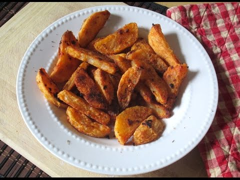 Crispy Baked Potatoes, Just Like Fried!