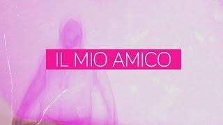Achille Lauro - Amico del Quore - Official Lyric Video (Prod. Rubik Beats X Boss Doms)