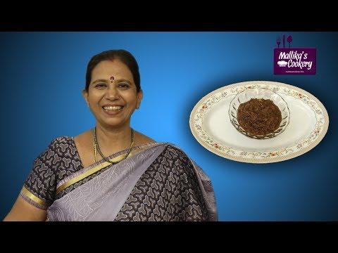 Onion Thokku- Microwave Method | Mallika Badrinath Recipes | Ulli Thokku / Ulli Pickle
