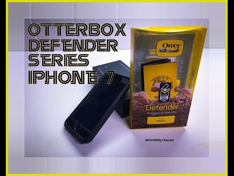OtterBox Defender iPhone 7 Case - THE BEST PHONE CASE OUT THERE