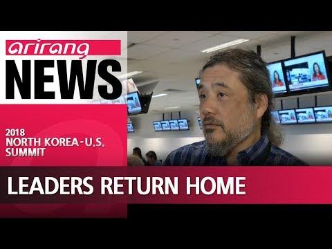 Kim-Trump summit making headlines in international media