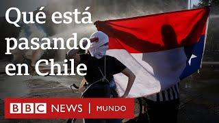Protestas en Chile: cómo empezaron y qué hay detrás de la furia en