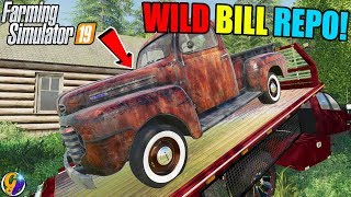 SPENCER TV IS SCARED OF WILD BILL REPO NEW 2019 RAM PICKUP TRUCK! FARMING  SIMULATOR 19 TOW TRUCK MOD - PlayKindle org