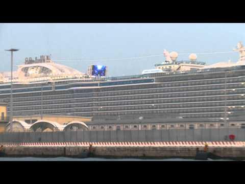 威尼斯遊輪碼頭 Venice Cruise Terminal