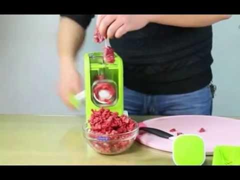 DIY Manual beef grinder grinding machine  MG 233