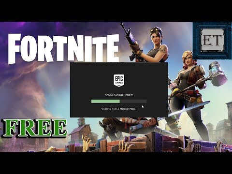 How To Download Fortnite For Windows 10, 8, 7 (2018)