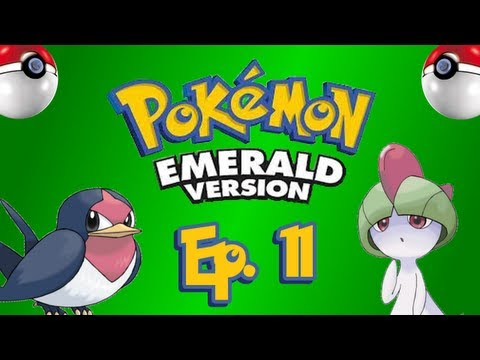 Pokemon Emerald - Ep. 11 - How Do I Get to Dewford?!