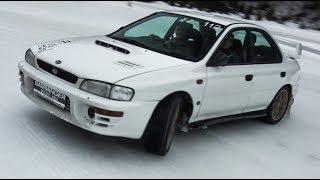 ICE DRIFTING | Subaru Bamminger