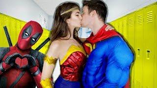 Download Super Hero Last Day Of School Video