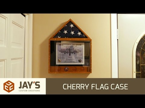 Cherry Flag Display Case | Collab Part 1 - 265
