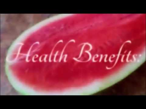 12 Health Benefits of Watermelon