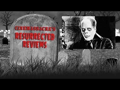 History of Horror Films - 31 Monster Madness reviews combined