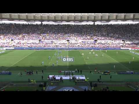15/03/2014 Italy v England 6 nations Rugby Full Match