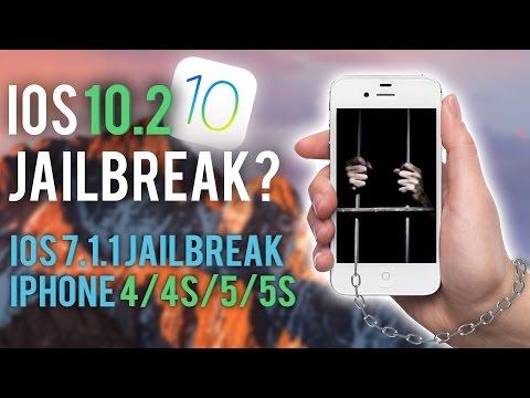JAILBREAK IOS 10.2!? How to jailbreak IOS 7.1.1 on iphone 4,4S,5,5S | Jailbreak iOS 9.3.3 | MAC