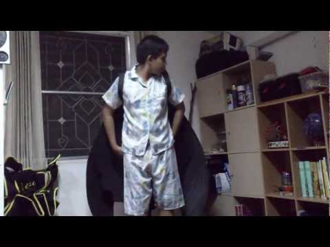 Realistic Costume Butterfly Wings Test