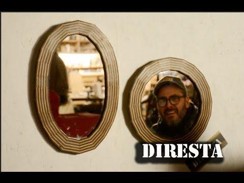 DiResta Segmented Frames