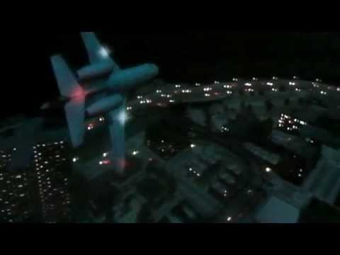 FLYING A JET IN GTA IV