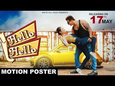 Hello Hello ( Motion Poster) | Prince Narula | Yuvika Chaudhary | White Hill Music