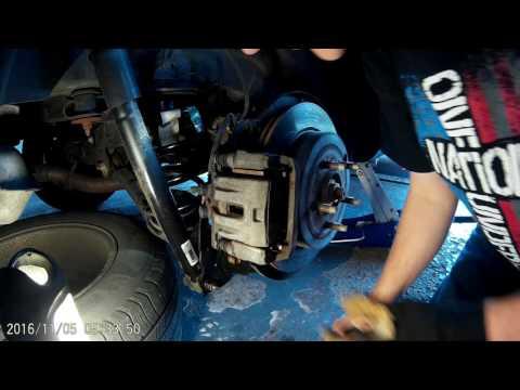 2010 Ford Edge Rear Brakes PART1