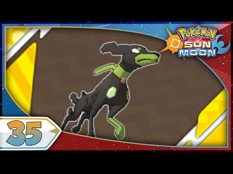Pokémon Sun And Moon - Part 35   Zygarde! [NEW Nintendo 3DS 100% Walkthrough]