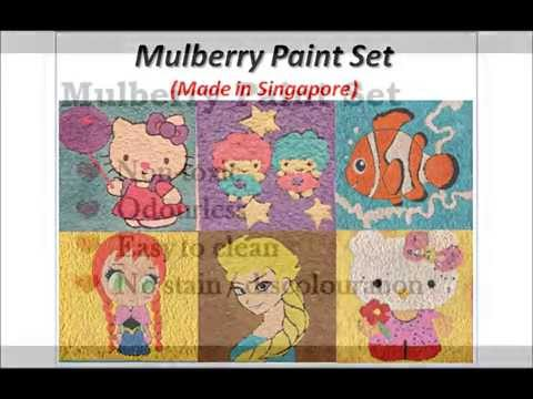 Mulberry Paint