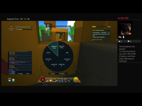 Trove quest to be the best uber episode 1