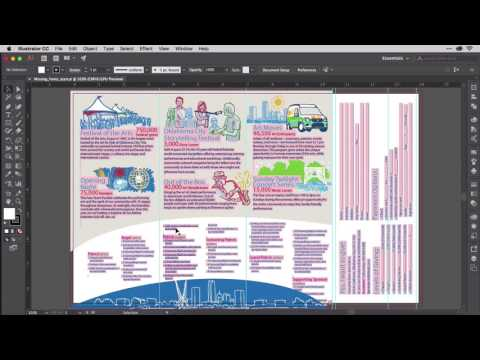 Replacing Missing or Undesired Fonts in Adobe Illustrator Documents