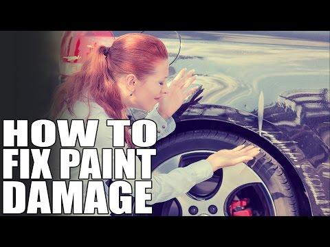 How To Repair Paint Damage - Chemical Guys - Detailing Subaru BRZ