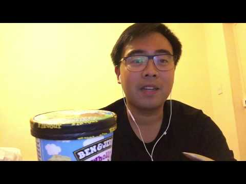 [Review] รีวิว Ben and Jerry's รส Wholly Couch by Aupal