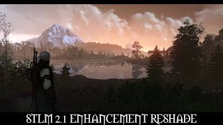 The Witcher 3 Mods - Ashen FX - RC1 - ReShade Framework