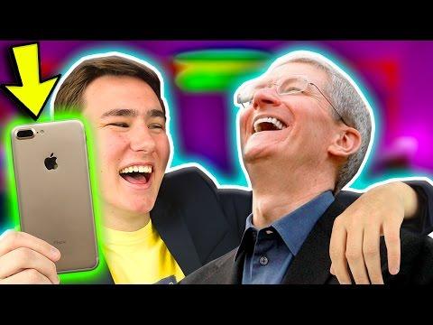 I Got a iPhone 7 Early