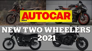 New Bikes 2021 Special: A to Z list of all motorcycles & scooters expected this year | Autocar India