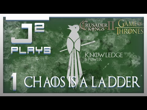 Crusader Kings 2 Game Of Thrones Mod Littlefinger Campaign  - Chaos Is A Ladder - Part 1