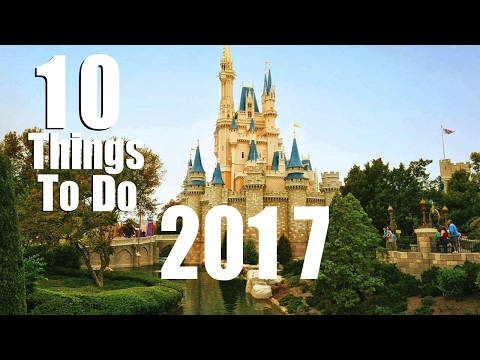 10 Reasons to visit Disney World in 2017