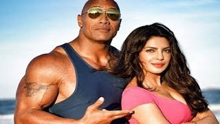 Priyanka Chopra to get Dwayne Johnson in India for BAYWATCH promotions
